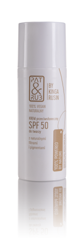 Krem do twarzy SPF 50, Linia Face